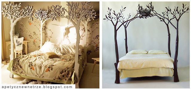 bed, canopy, canopy bed, design, dream