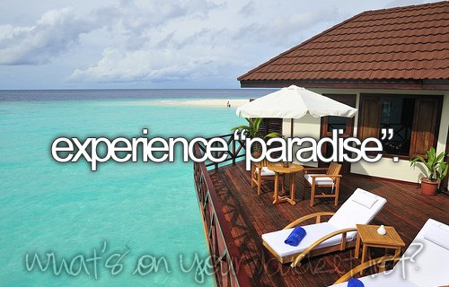 before i die, bucket list, ocean, paradise, summer