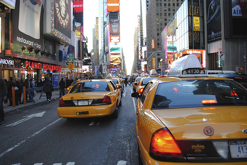 #bigcity, cabs, city, new york, new york city