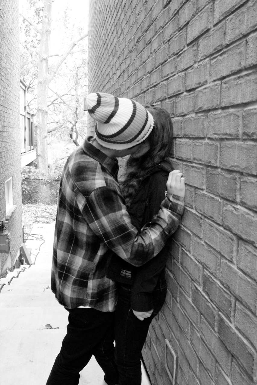 black and white, boy and girl, boyfriend, couples, girlfriend