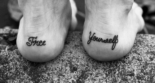 black and white, feet, free, girl, photography