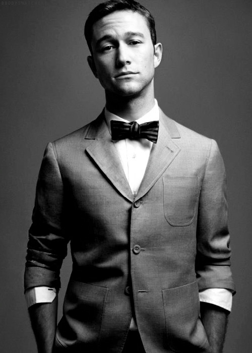 black and white, guy, hot, joseph gordon-levitt, photography