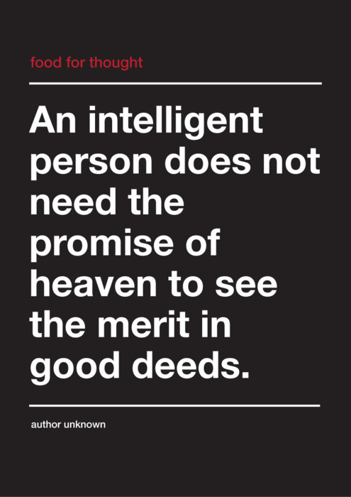 black and white, heaven, intelligence, person, quote