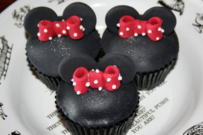 black, bow, cool, cute, mickey mouse