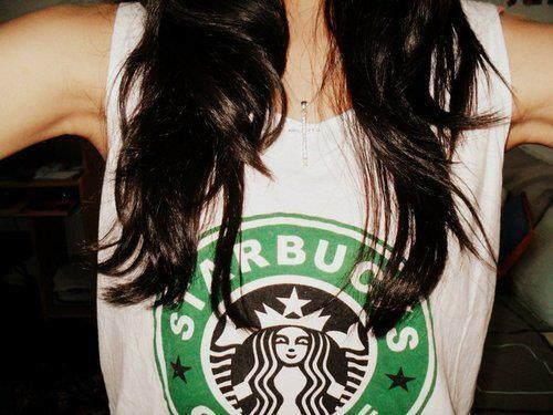 black hair, long, love, omg, shirts
