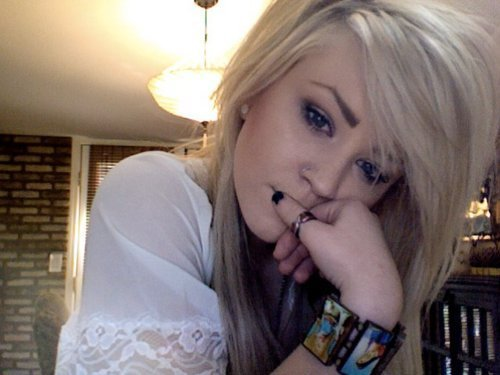 blonde, cute, girl, hair, hair style, long, pretty