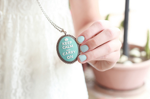 blue, corazon, cute, fashion, finger
