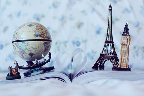 book, london, paris