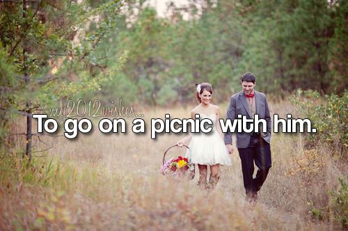boy and girl, him, love, my2012wishes, picnic