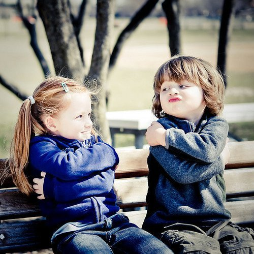 boy, couple, cute, friendship, girl, kid, kids, love, young