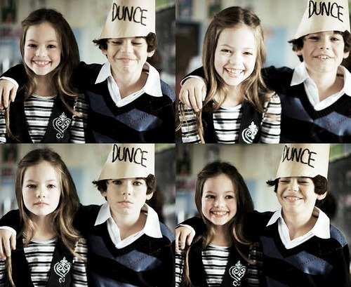 boy, cute, dunce, girl, mackenzie foy