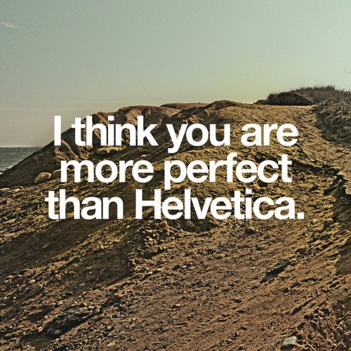 boy, cute, falling in love, girl, helvetica