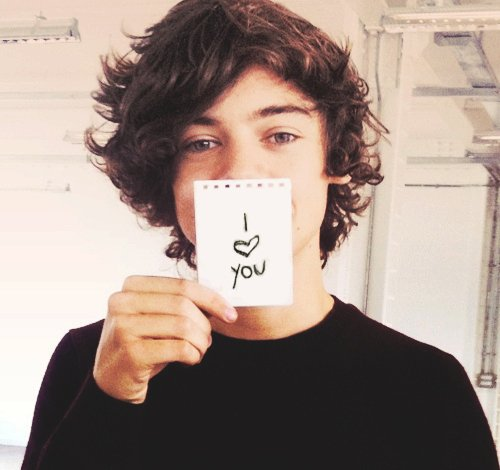 boy, cute, hair, harry, harry styles, hot, love, love harry styles!!, note, one direction