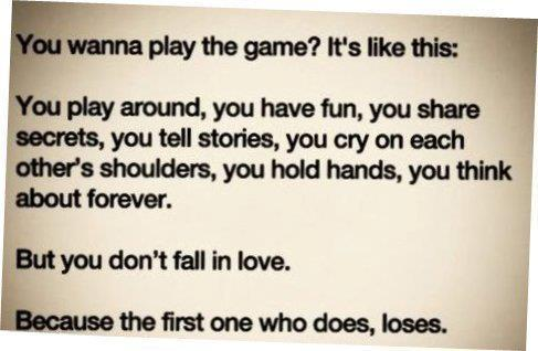 how to fall in love with a girl