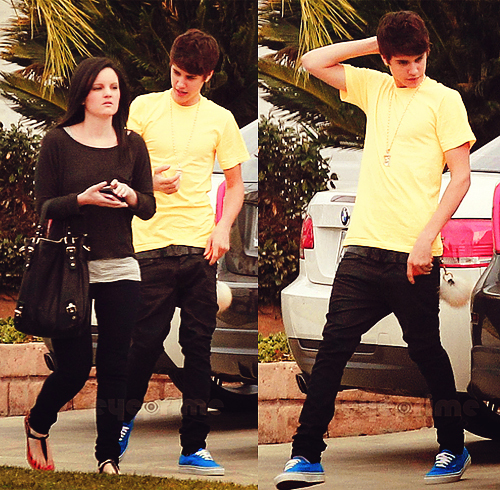 boy, girl, justin bieber, kidrauhl, new hair