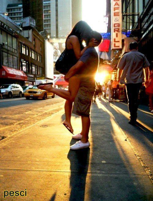 boyfriend, girlfriend, light, love, love in new york