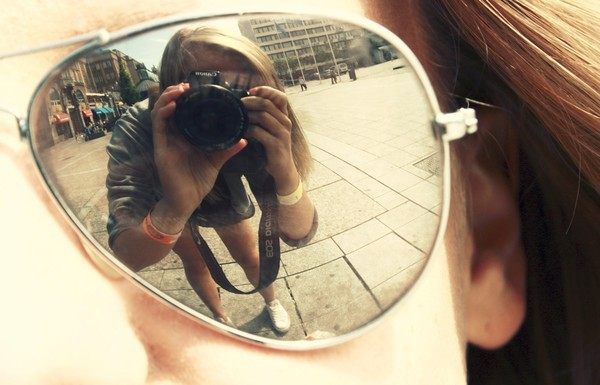 camera, canon, converse, ear, friend, friends, girls, glasses, hair, holiday, legs, mirror, pilot, summer, sun, sunsglasses, town