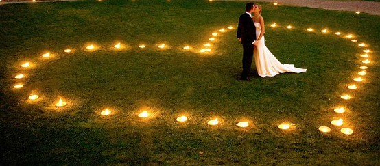 candles, couple, love, married, romantic, wedding