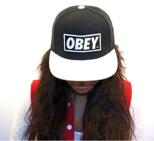 cap, dope, girl, hair, hat