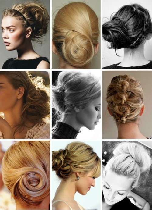 chic, hairstyles, wedding