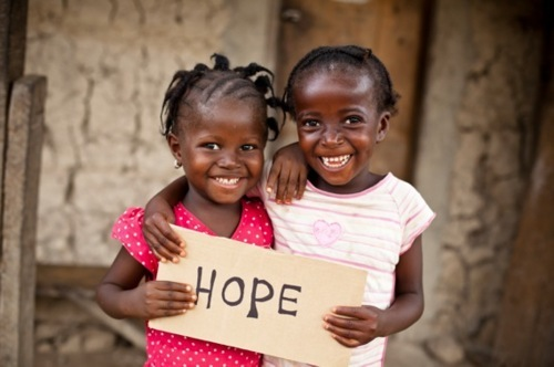 children, hope, pink, red