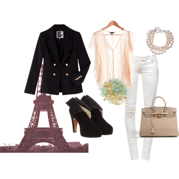 classy, designer, eiffel tower, fashion, flower, heels, paris, pearl, pearls, pretty, ring