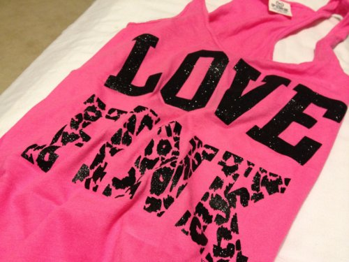 clothes, cute, love, love pink, outfits, pink, shirt, tee