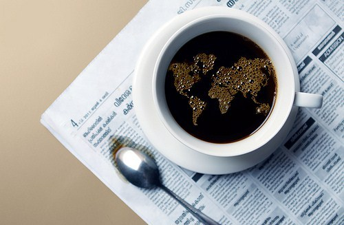coffee, continents, photo, photography