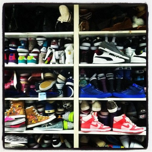 converse, cute, new, nike, rainbow