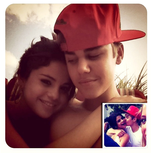 couple, cute, hug, i love justin, justin bieber, love, loves, pretty, selena gomez, sweet