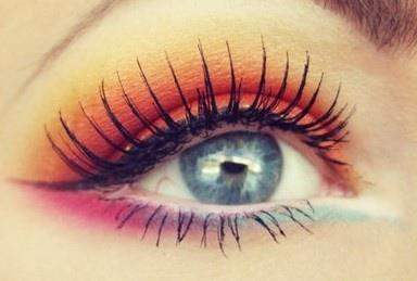 cute, eyes, fashion, make up