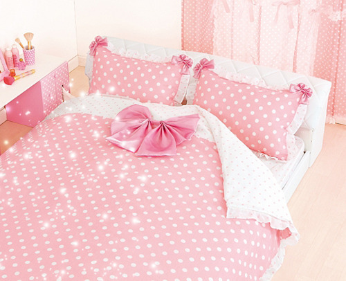 cute, fashion, pink, room
