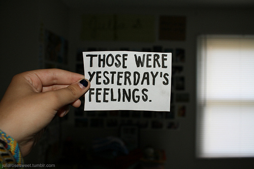 cute, feelings, love, text, yesterday