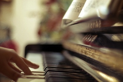 cute, photography, piano, song