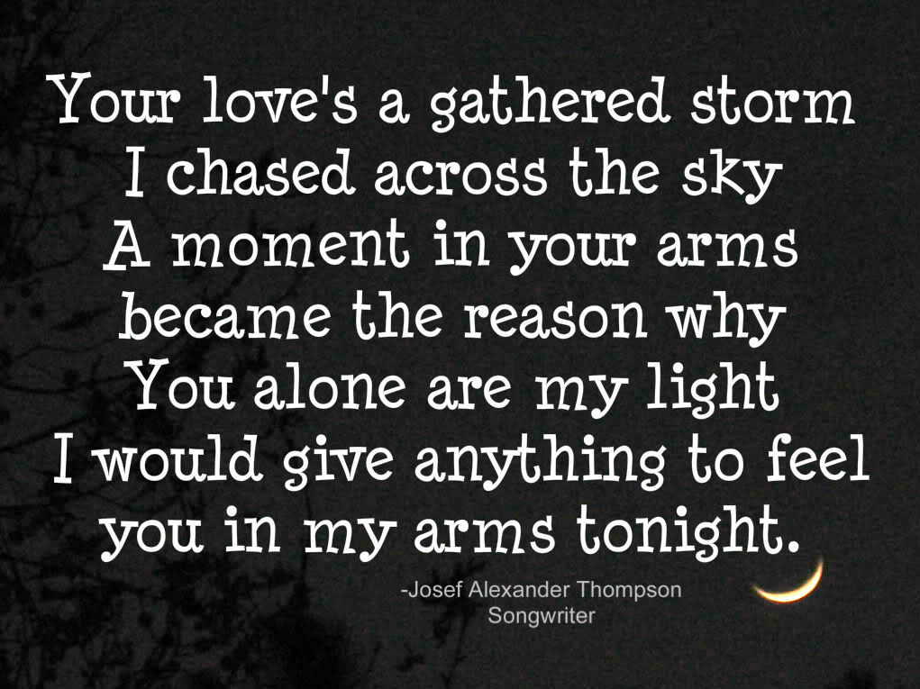 cute quotes life love moon night sky image 430887