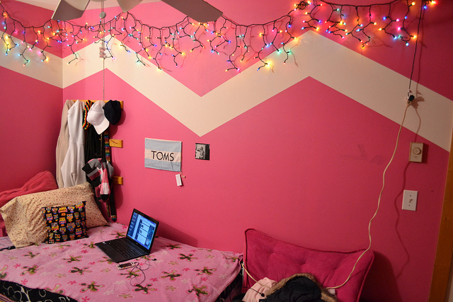decorate, design, interior design, pink, room