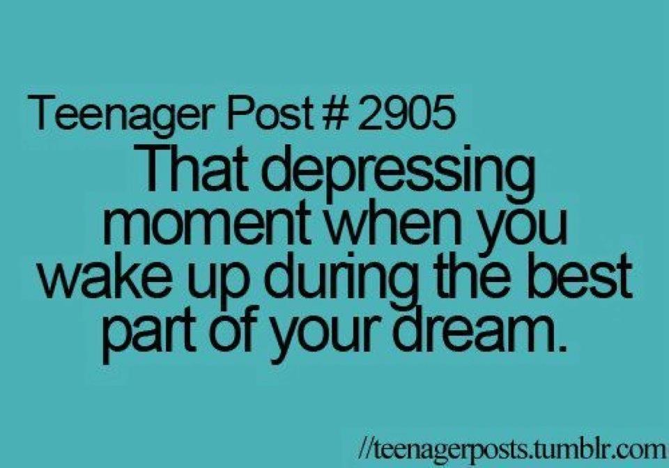 depressing, dream, quotes, sayings, teen post
