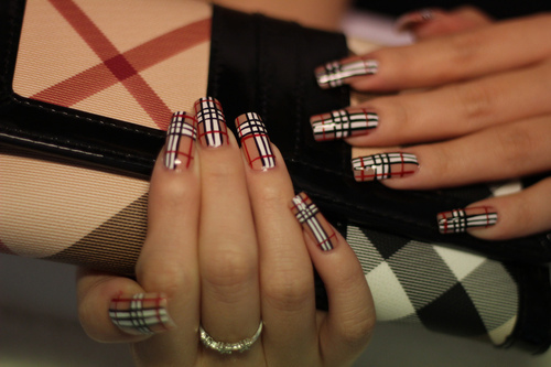 design, fashion, nails