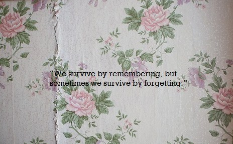 emily browning, floral, flowers, memories, quote