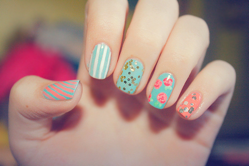 fabulous, fantastic, fashion, girl, nails