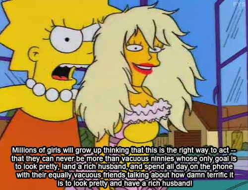 fact, lisa, stacey malibu, text, the simpsons