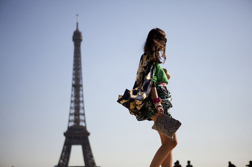 fashion, girl, paris, sweet