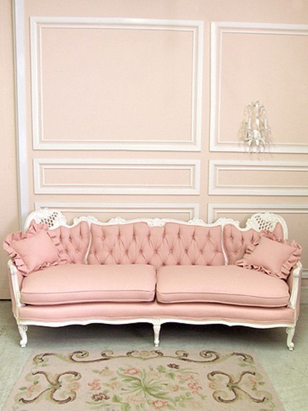 french, interiors, pink, pretty, royal