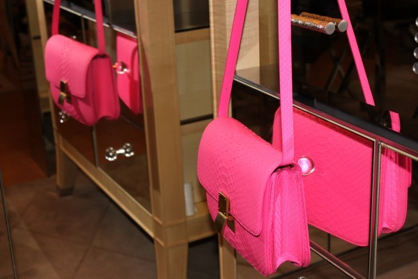 girly, mirror, pink, pink purse, purse