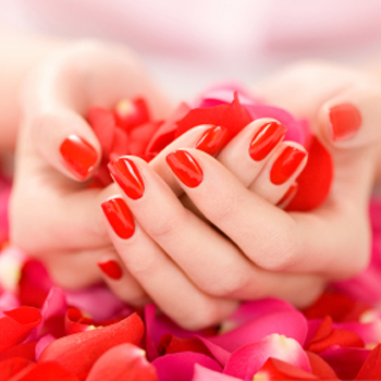 hands, love, nail polish, nails, red