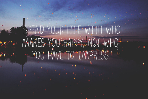 happy, inspirational, life, love, people, quote, typography, words