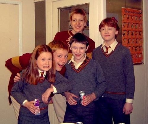 Harry Potter, The Weasley Family, Thepotteriana, Weasley ...