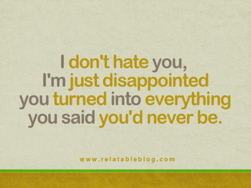 hate, life, mean, never, quote - image #438380 on Favim.com