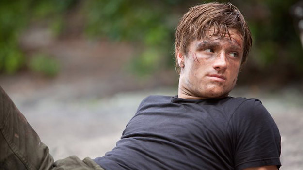 josh hutcherson, movie, peeta mellark, the hunger games