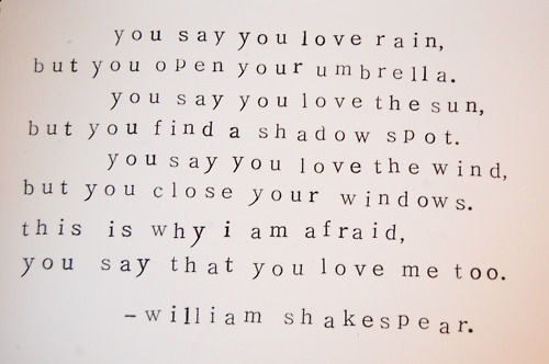 life, love, quote, rain, truth